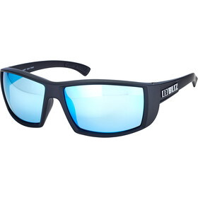Bliz Drift Brille matte black/smoke/blue multi